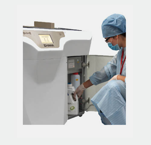 Automatic Flexible Endoscope Washer Disinfector08