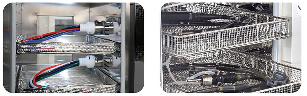 Plate type storage cabinet